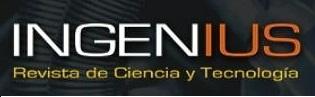 Ingenius. Revista de Ciencia y Tecnología