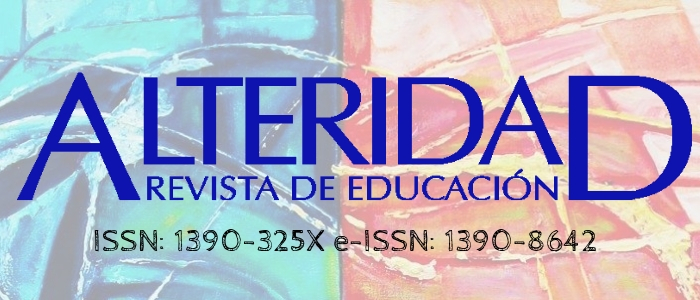 Alteridad. Revista de Educación