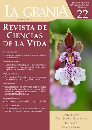 Estandarizaci n de protocolos para la extracci n de adn for Anales del jardin botanico de madrid
